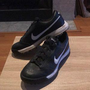 Nike Air Men's Golf Shoes - Black